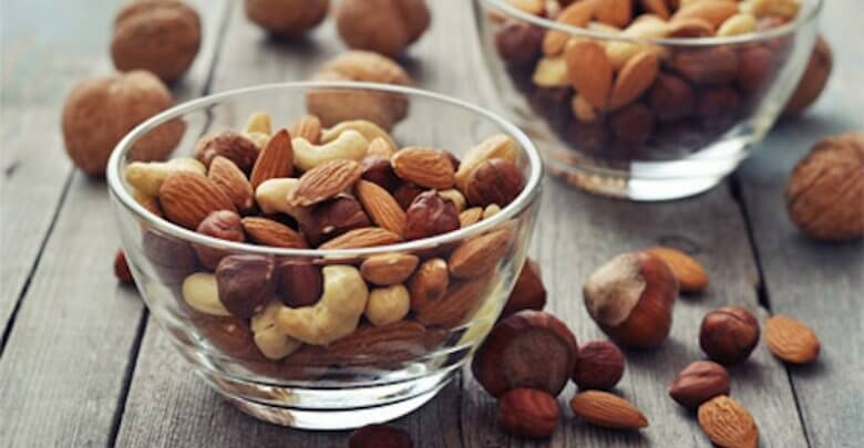 Are the fats in nuts really 'heart-healthy' Health and Wellness  in nuts really healthy Are the fats 'heart-healthy'