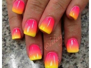 40 Amazing Summer Nail Designs Nail Desings Nail Care Tips  summer nail summer nail trend nail design designs amazing 20 Amazing Summer Nail Designs for 2019