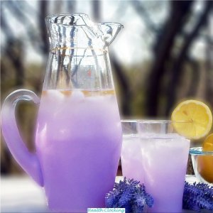 Lemonade with Lavender for Anxiety and Headaches Health and Wellness  Lemonade with Lavender for Anxiety and Headaches lemonade lavender headaches anxiety