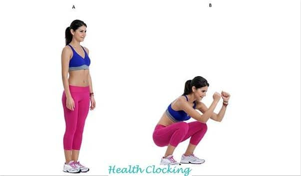 3 minutes before bedtime: Simple exercises to lose weight on the legs Health and Fitness  weight simple minutes exercises before bedtime