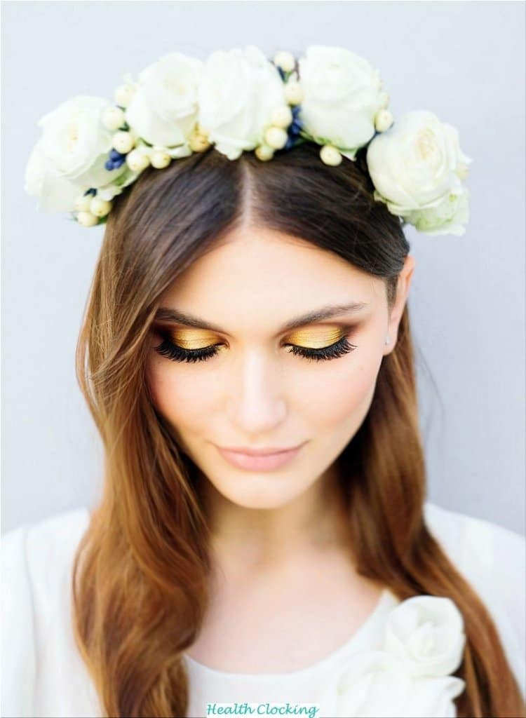 30 Beautiful Bridal Make-up Ideas Bride Makeup For Bride Ideas  ideas bride make up wedding eyes bride make up wedding beautiful bride make up wedding bride make up rustic bride make up natural bride make up elegant bride make up dramatic bride make up brunette bride make up blonde bride make up bridal beautiful