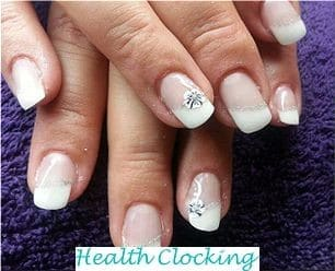 55 Elegant Ideas of Bride Nail Bride Nail For Bride Ideas  ideas bride nail wedding bride nail 55 Elegant Ideas of Bride Nail
