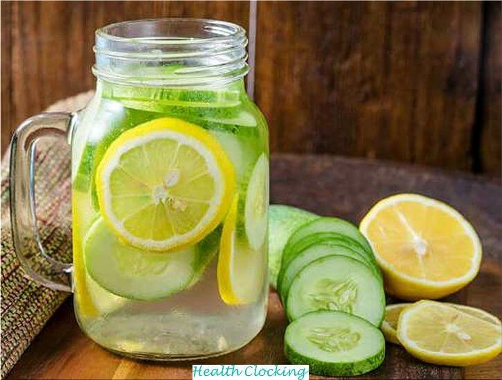 Homemade Detox Water That Gives You a Flat Stomach Health and Wellness Healthy Recipes  homemade detox water to lose belly fat homemade detox water recipes homemade detox water for glowing skin homemade detox water for flat tummy homemade detox water for flat stomach homemade detox water for clear skin homemade detox water for cleansing homemade detox water for belly fat homemade detox
